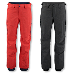 Detailbild O'Neill Herren Skihose Snowboardhose Snow Pants Construct M L XL XXL 7P3010 in black out