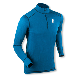 BJÖRN DAEHLIE Langarmshirt Half Zip Training Wool Baselayer