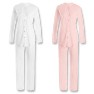 HANRO Pyjama Set Cotton Deluxe - Farbwahl