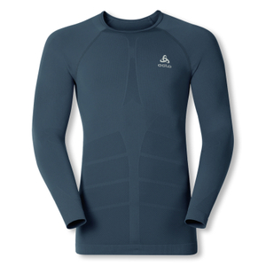 ODLO Langarmshirt Skiunterwäsche Performance Sports WARM