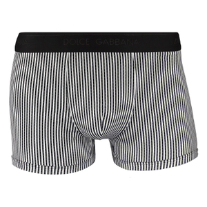 DOLCE & GABBANA Shorts Boxershorts Stripes and Pois