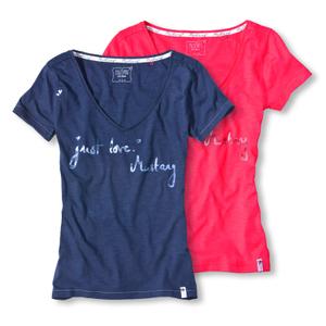 MUSTANG BODYWEAR T-Shirt Short Sleeve Nela - Farbwahl