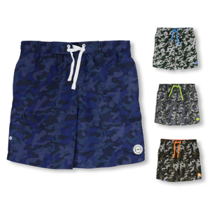 CMP Badeshorts Medium Shorts Camouflage Jungen - Farbwahl