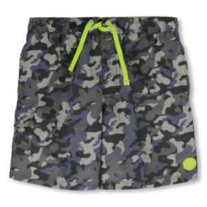 CMP Badeshorts Medium Shorts Camouflage
