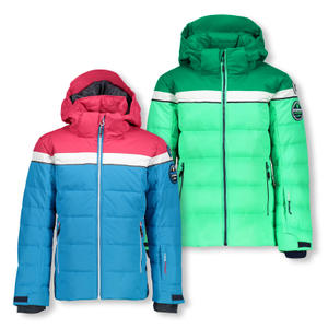 CMP Skijacke Winterjacke Girl Jacket Snaps Hood - Farbwahl