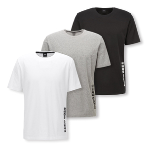 HUGO BOSS Herren T-Shirt RN R-Neck - Farbwahl