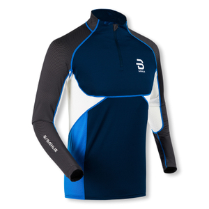 BJÖRN DAEHLIE Langarmshirt Half Zip Training Tech Baselayer
