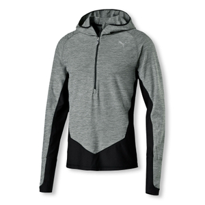 PUMA Funktionsshirt Half Zip Hooded Top