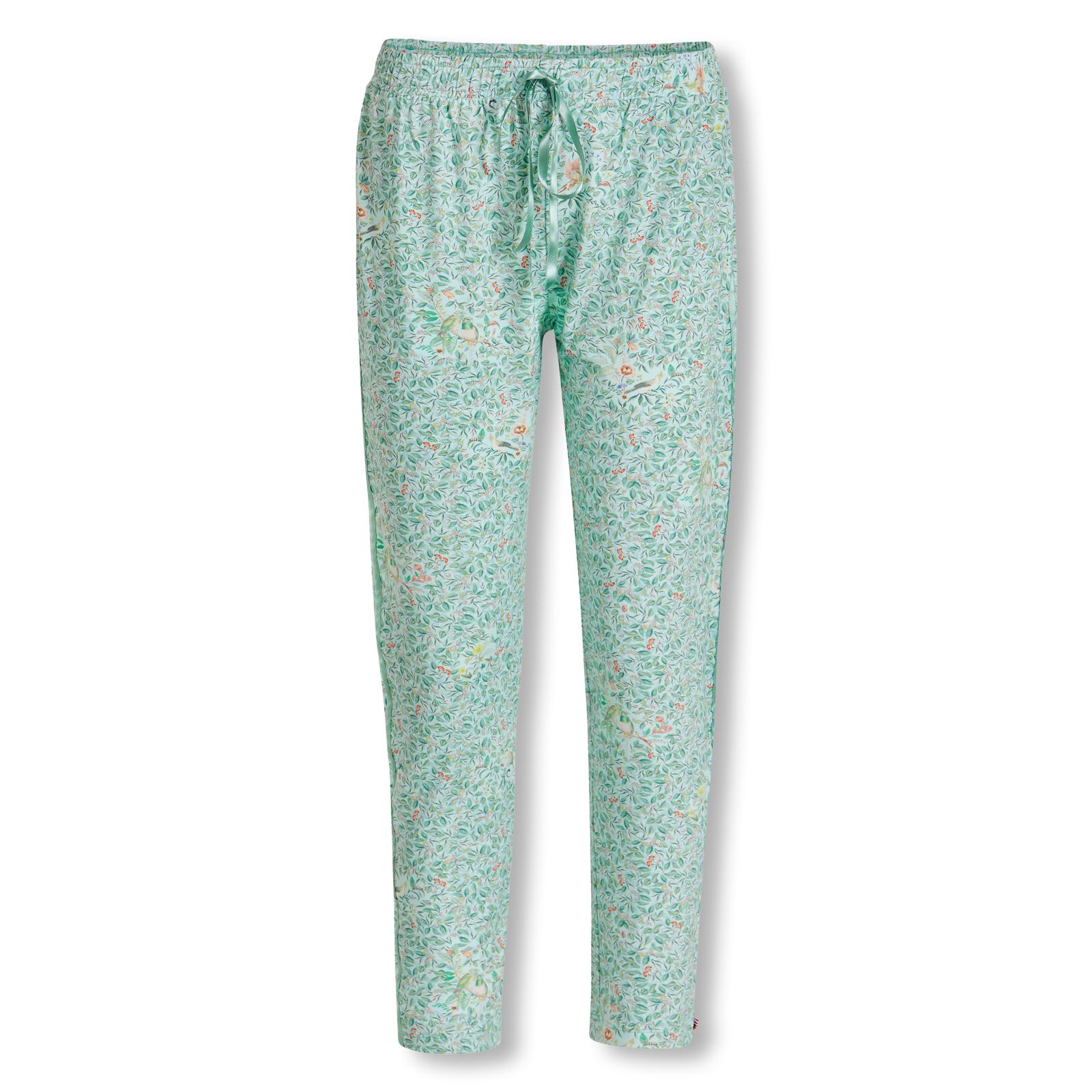 PiP Studio Damen Pyjama Wellness Hose lang Babbet Winter Wonderland Farbwahl