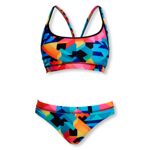 FUNKITA Bikini Set Colour Burst