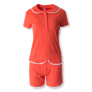 LOUIS & LOUISA Pyjama Set Shorty Lieblingsblumen