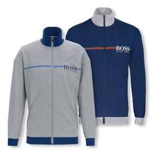 HUGO BOSS Sweatjacke Authentic Jacket Loungewear - Farbwahl