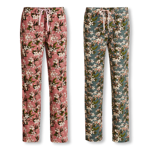 ESSENZA Pyjamahose Dine Verano Trousers Long - Farbwahl