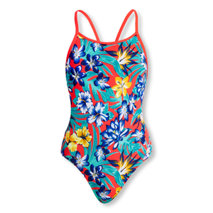 FUNKITA Badeanzug Diamond Back Aloha from Hawaii Mädchen