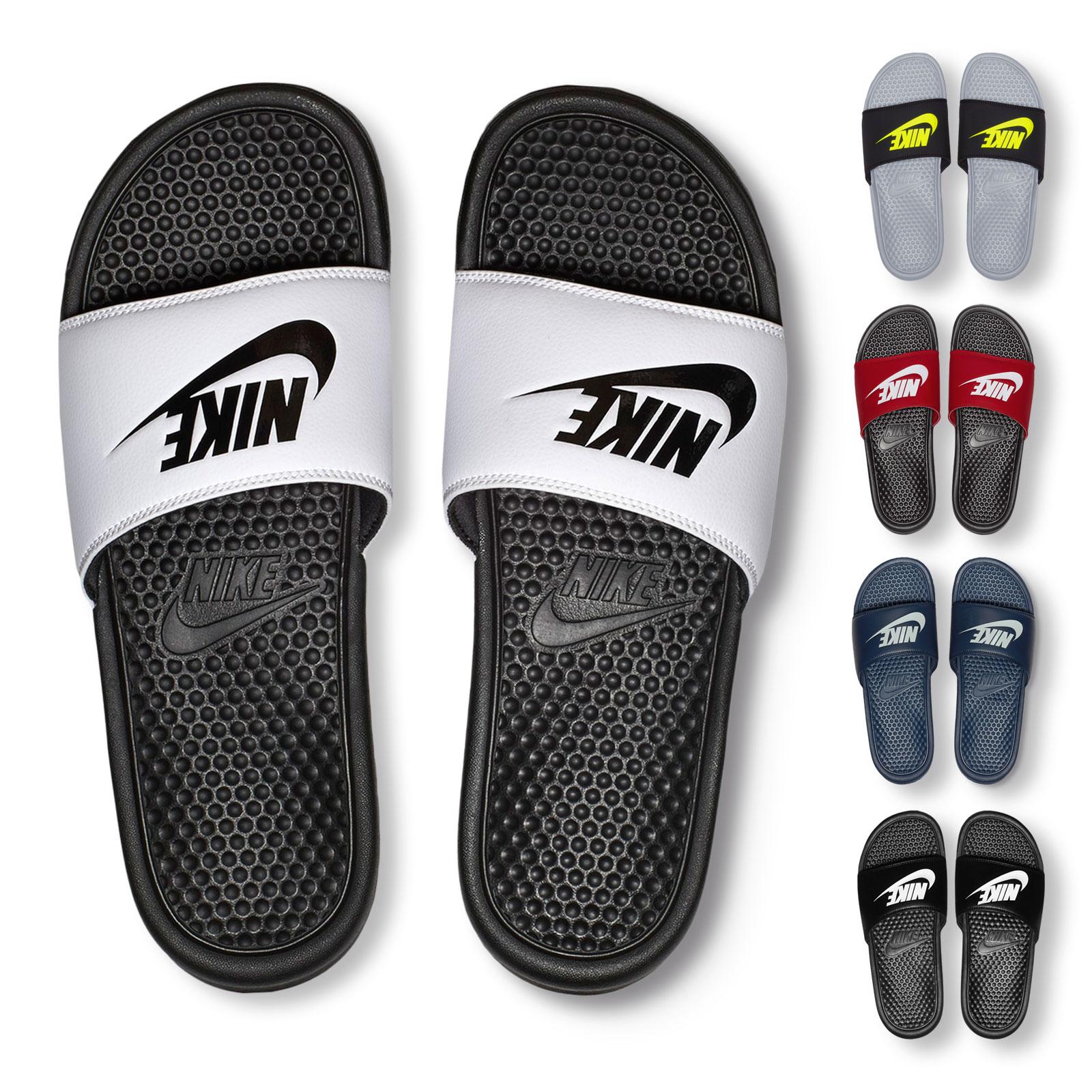 Beca Por cierto Leer  Nike Badeschuhe Benassi JDI | Bonvenon Webshop
