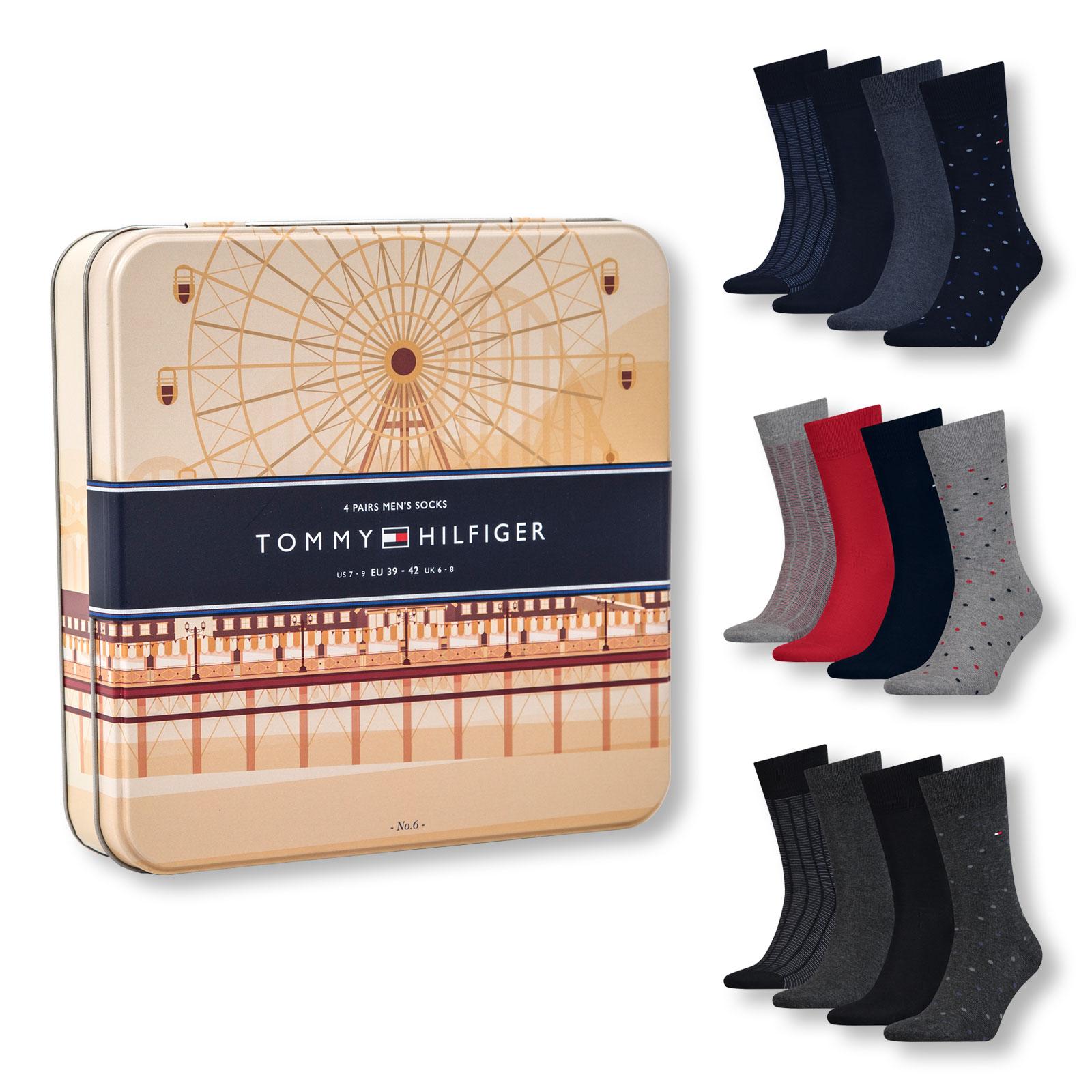 4 Paar JOOP Herren Business Socken Strümpfe Geschenkbox Gift Pack