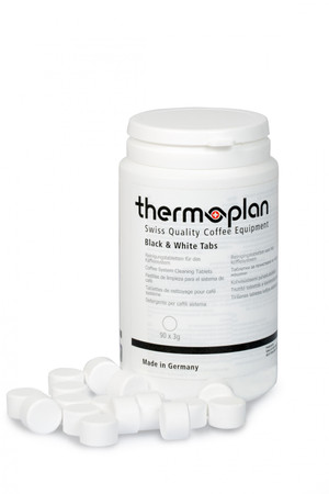 Thermoplan Cleaning Tablets for  Black&White Coffee Machines (90 tabs in the box)