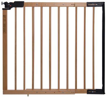 Tür- und Treppenschutzgitter Mustang Buchenholz