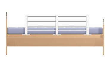Reer Bettgitter ausziehbar & höhenverstellbar, weiß NEU – Bild 1