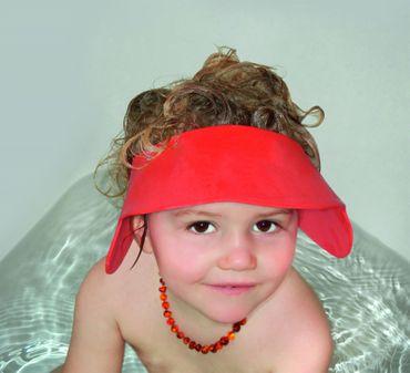 Baby Shampoo-Schutz Haarwaschen ohne Tränen ! – Bild 1