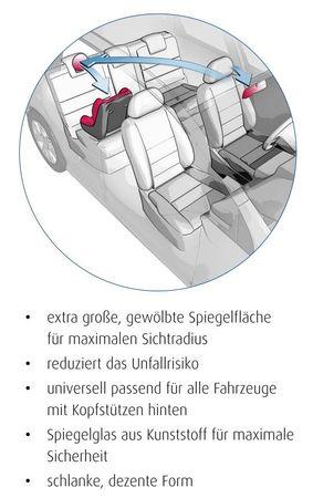 Auto Sicherheitsrückspiegel Safetyview von Reer – Bild 3