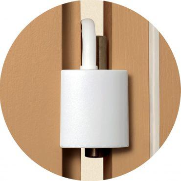 Reer Finger-Klemmschutz für Türen und Fenster