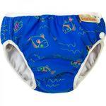 ImseVimse Badewindel Schwimmwindel Badehöschen Windelhöschen Blue Fish 001