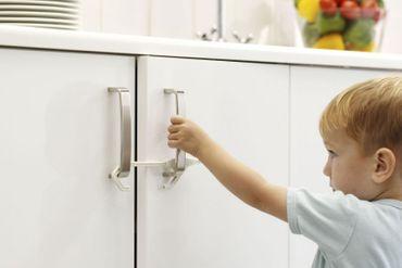 Baby Dan Schrankverschluss  Kindersicherung für Schränke – Bild 2