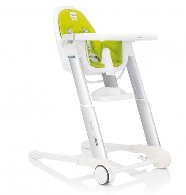 Inglesina ZUMA White Hochstuhl wenn Technik Design trifft (OHNE Sitzbezug) – Bild 1