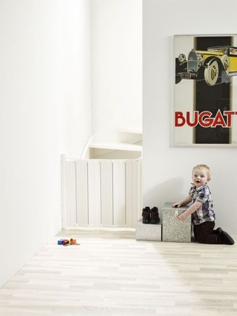 BabyDan - Guard Me Türgitter Treppengitter - Die Innovation - – Bild 1