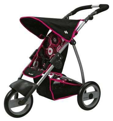 Maclaren Puppenwagen - Junior MX 3 - Raspberry Pink – Bild 1
