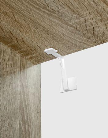 Reer Schubladensicherung Weiß 3 Stück plus Montagehelfer – Bild 1