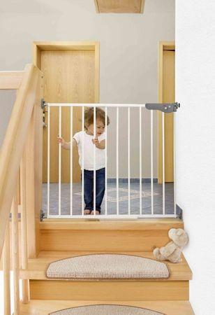 Treppenschutzgitter Türgitter S-Gate Active-Lock Metall  Reer Premium