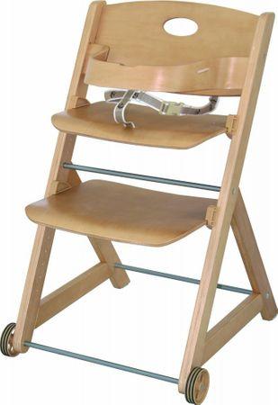 Hochstuhl Treppenhochstuhl Holz roba Joker – Bild 2