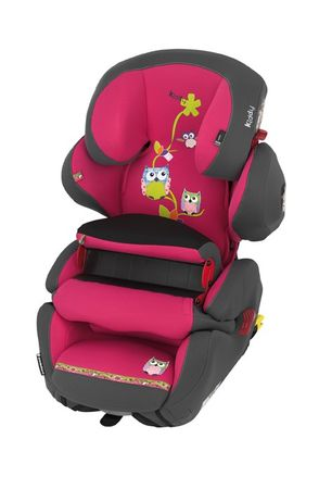 Kiddy Guardianfix PRO 2 Owl Family – Bild 1