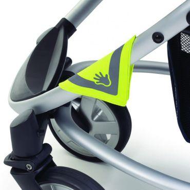Kinderwagen / Buggy  Reflektoren DIAGO 2 Stück  – Bild 1