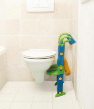 Rotho Babydesign Kidskit Toilettentrainer 3-in-1  – Bild 4