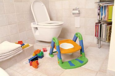Rotho Babydesign Kidskit Toilettentrainer 3-in-1  – Bild 5