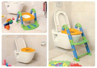 Rotho Babydesign Kidskit Toilettentrainer 3-in-1  – Bild 6