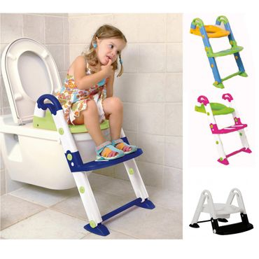 Rotho Babydesign Kidskit Toilettentrainer 3-in-1  – Bild 1