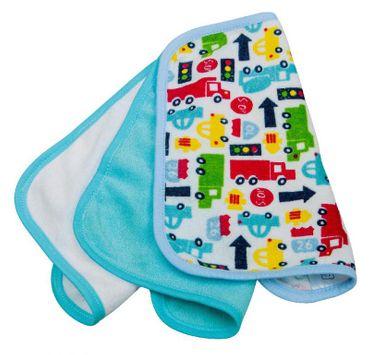 Rotho Babydesign Waschtücher 3er Pack – Bild 1