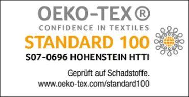 Zöllner Schmusedecke Jacquarddecke Sterne natur 75x100 cm – Bild 3