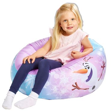 World Apart Disney Frozen aufblasbarer Sessel Kindersessel – Bild 1
