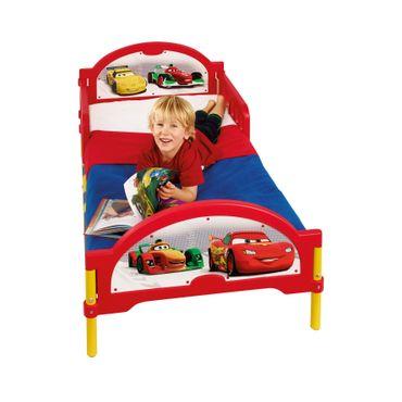 Kinderbett 140 x70 x42,5 cm mit verschiedenen Motiven – Bild 9