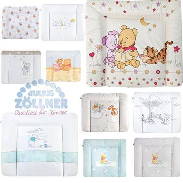 Zöllner Wickelauflage Softy 75 x 85 Winnie Pooh – Bild 1