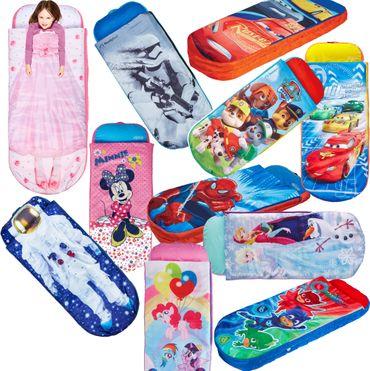 ReadyBed Junior 2in1 (Schlafsack,Kissen und Luftmatratze) von Worlds Apart – Bild 1
