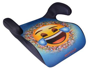 Kindersitz Sitzerhöhung Emoji für Kinder von 15-36 kg smiley – Bild 2