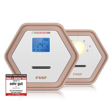 Reer BeeConnect digitales Babyphone + Nachtlicht  ---B-Ware--- – Bild 13