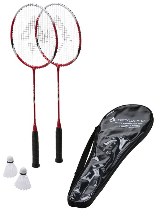 TECNOPRO Badminton-Set Elite 30