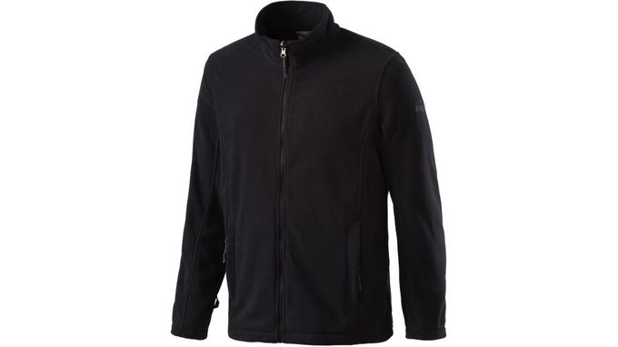 McKINLEY Fleecejacke White Mountain 2 schwarz